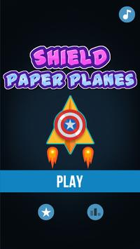 Shield Paper Planes poster