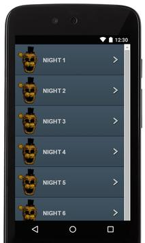 FNAF 4 Guide & Walkthrough apk screenshot