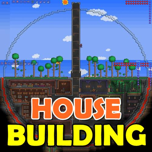 Terraria houses building guide apk download free books for Home building guide