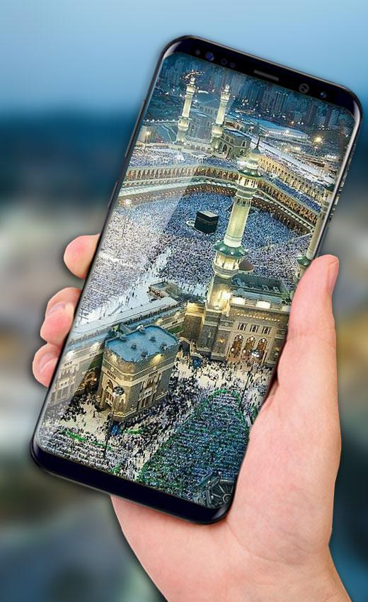 Mecca Live Wallpaper Hd Kaaba Free Wallpaper 3d For