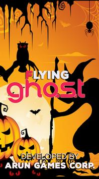 Flying Ghost poster