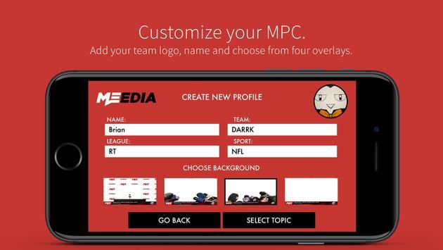 MEedia screenshot 1