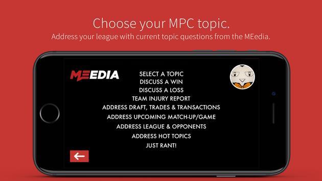MEedia screenshot 2