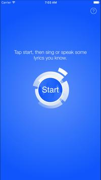 Lyrically - Sing to find songs apk screenshot
