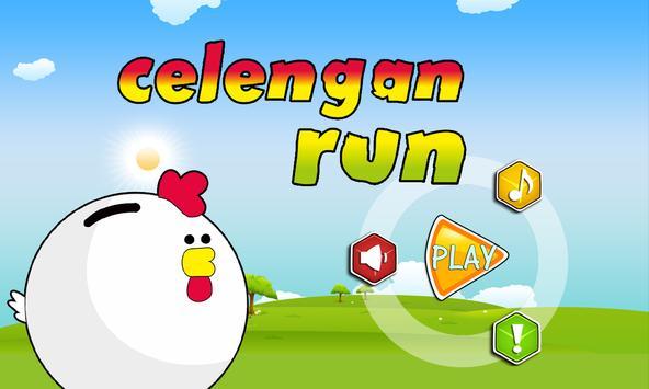 Celengan Run poster