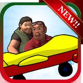 Sopo Jarwo Plane Game icon