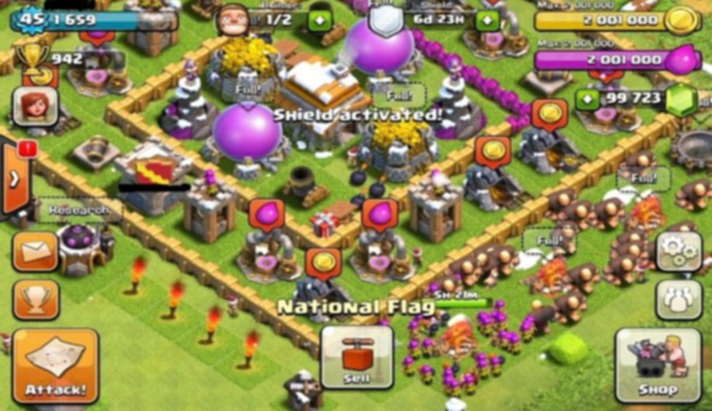 clash of clans cheat app apk download
