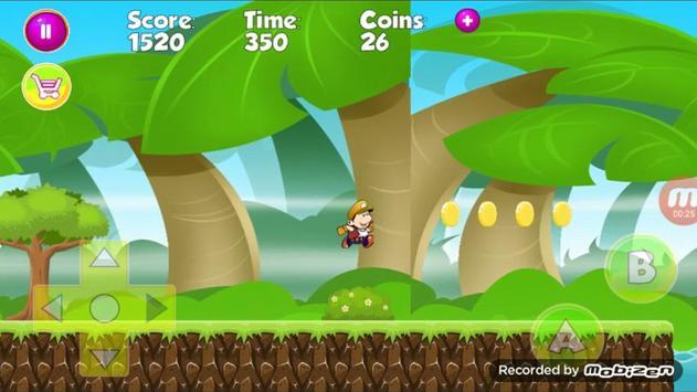 Super Max World apk screenshot