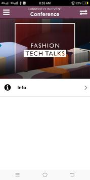 Fashion Tech Talks poster