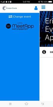 Ericsson Events apk screenshot
