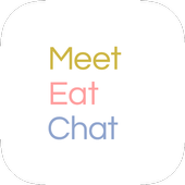 MeetEatChat icon