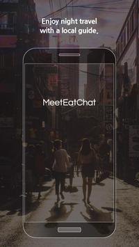 MeetEatChat apk screenshot