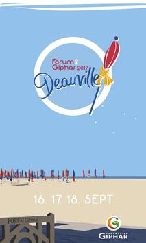 Forum Giphar Deauville 2017 poster