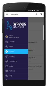 Wolves Summit poster