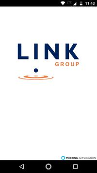 Link Group Conference poster