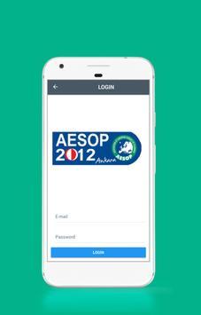 AESOP 2012 apk screenshot