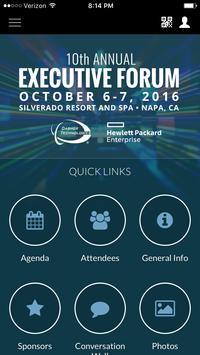 Dasher Technologies Forum 2016 poster