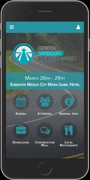 2017 CALA GM Conference poster