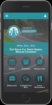 MEA General Manager Conference screenshot 1