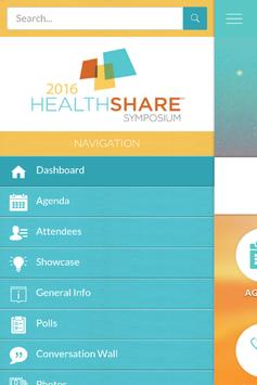 2016 HealthShare Symposium apk screenshot