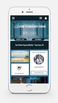Dasher User Technology Forum poster