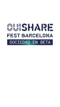Ouishare Fest Barcelona 2017 poster