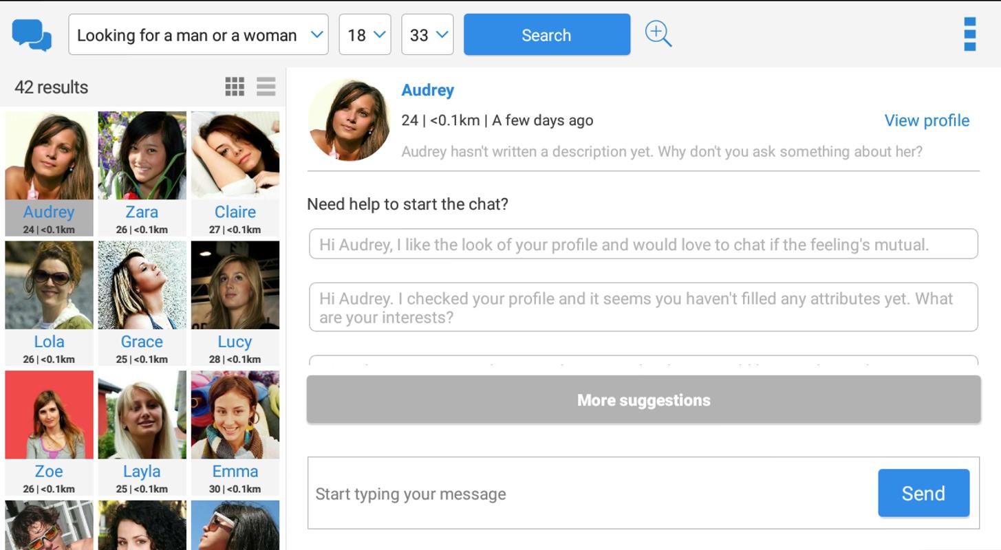 Dating-Websites wie meetme Online-Dating-Seiten für Cougars
