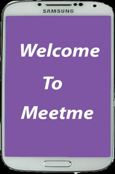 guide for meetme poster
