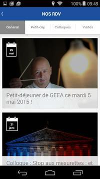 GEEA - Génération Entreprise.. screenshot 2