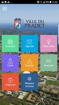 Le Pradet - l'appli citoyenne poster