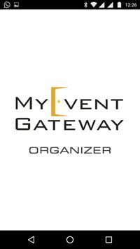 MEG Organizer poster