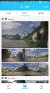 mydashcam apk screenshot