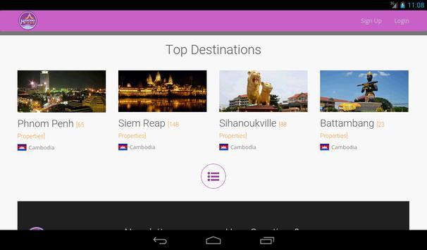 Mekong Room, Hotels Agency apk screenshot