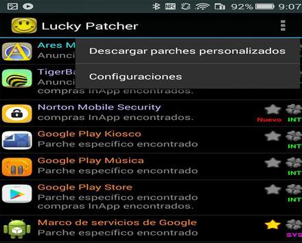 |Lucky Patcher| apk screenshot