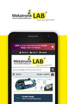 Mekatroniklab poster