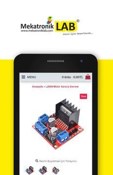 Mekatroniklab screenshot 2