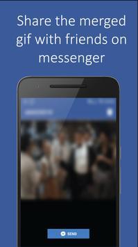 Gif Merger for Messenger apk screenshot