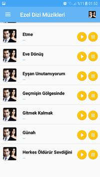 Ezel Dizi Müzikleri для Андроид - скачать APK