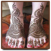 Mehndi Art Ideas Design icon