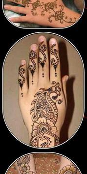 Mehndi Art Ideas Design screenshot 2