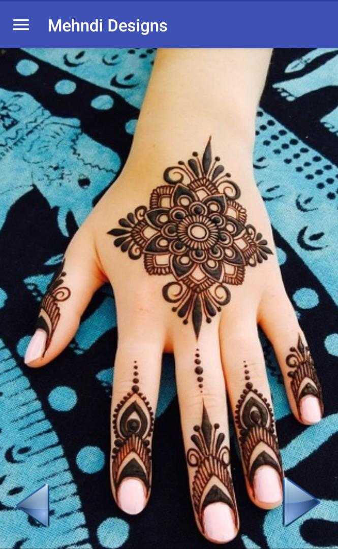 Mehndi Designs For Android Apk Download