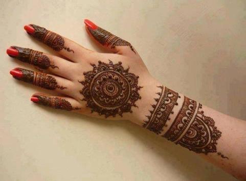mehndi henna art poster