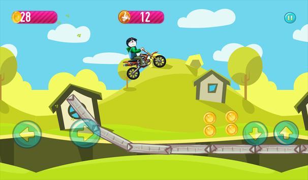 Dormon Motocross Racing apk screenshot