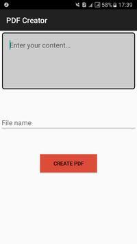 PDF Creator poster