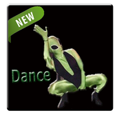 Green Alien Dance icon