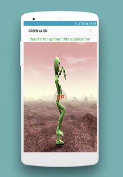 Green Alien Dance screenshot 3