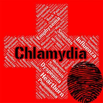 Chlamydia Test Prank poster