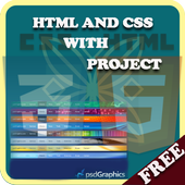 Full Course HTML and CSS icon