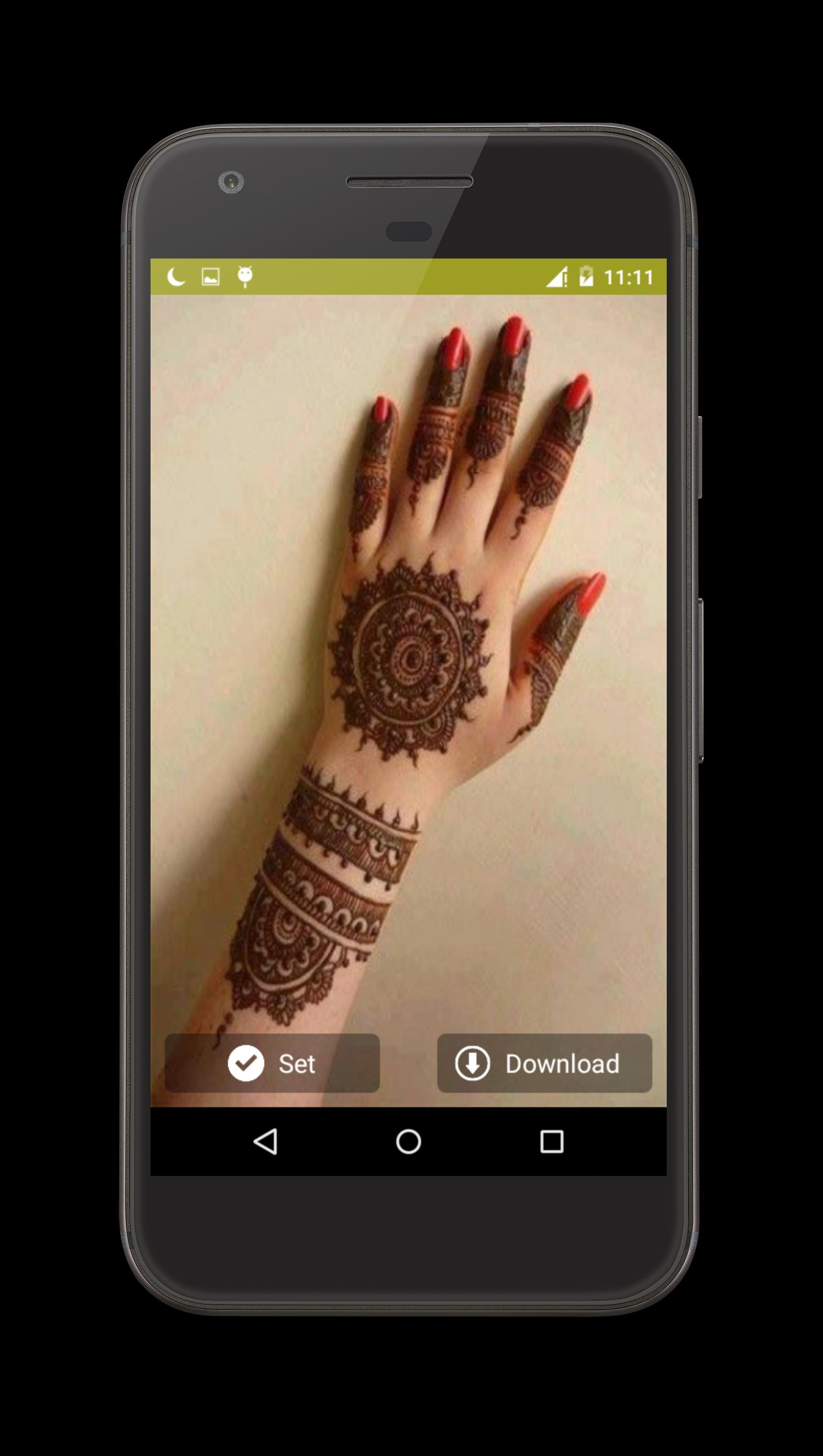 Mehndi Designs Latest Designs poster