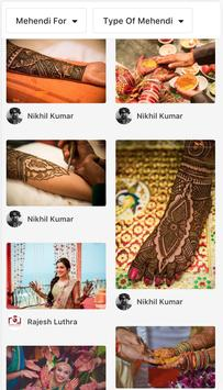 Mehendi Designs screenshot 1